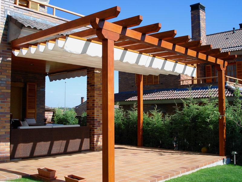 Exteriorismo en madera for Madera para tejados de segunda mano